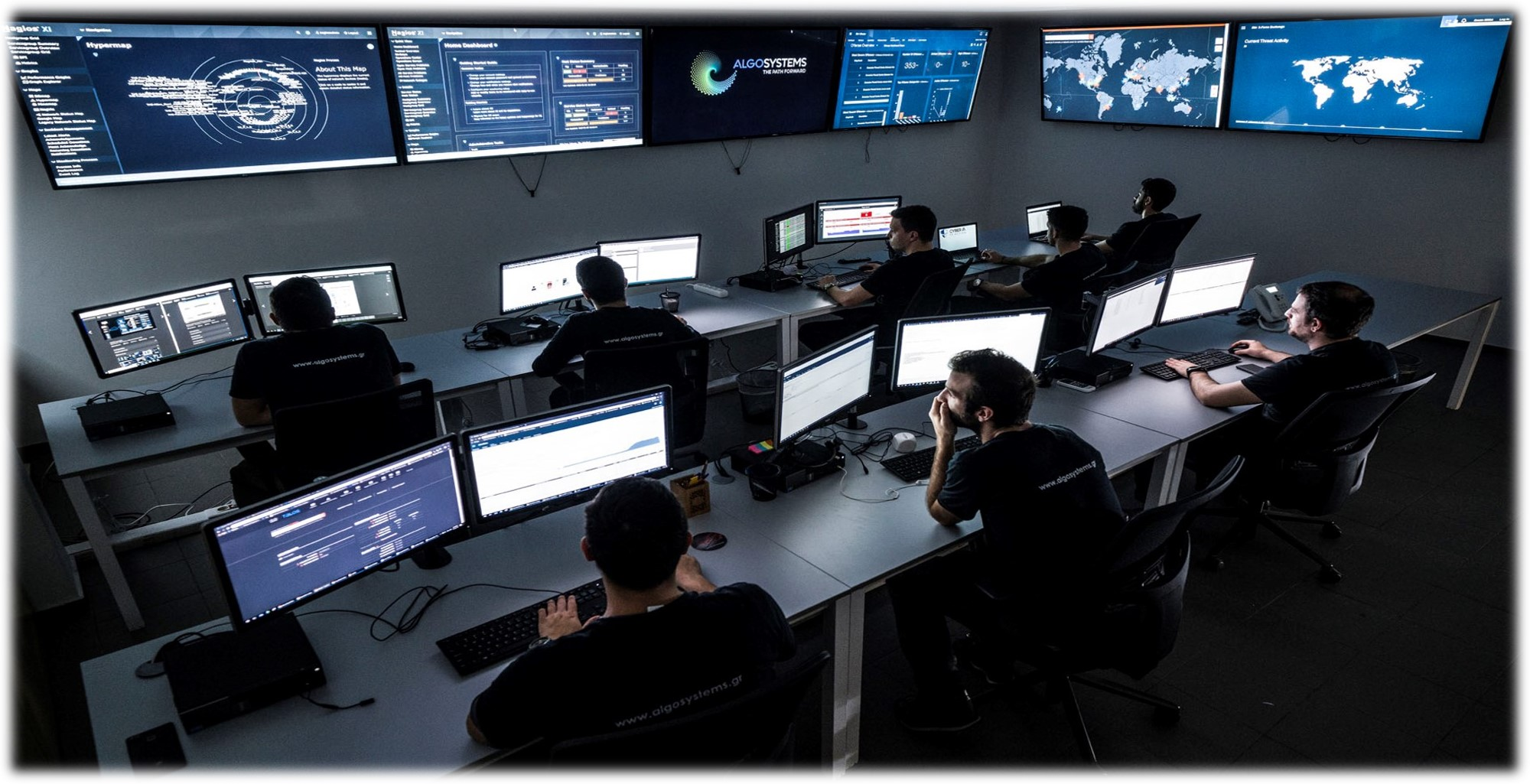 Security Operations Center Archives - Αlgosystems S A